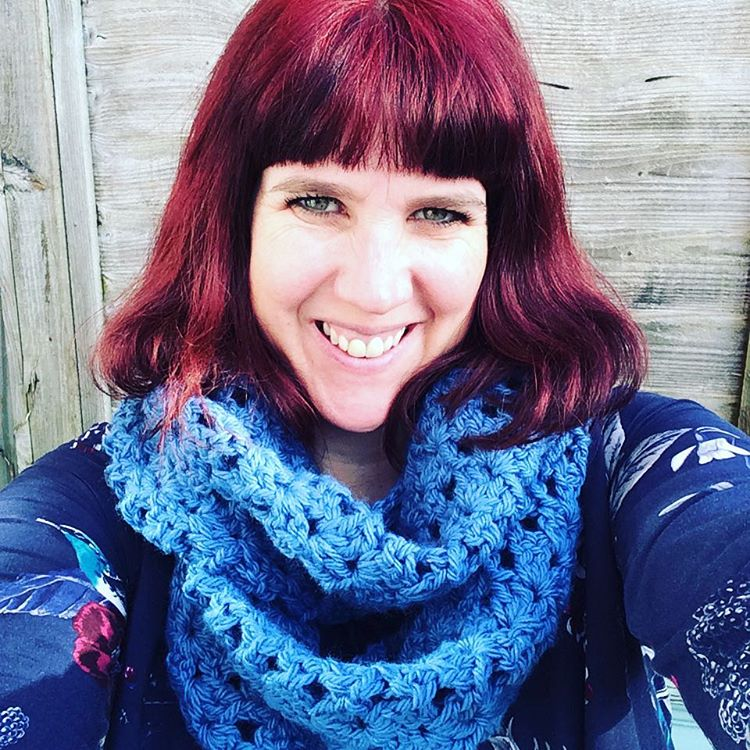 Cosy Crochet Cowl - 24th Oct