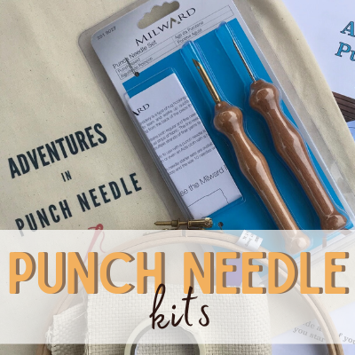 punch needle kits