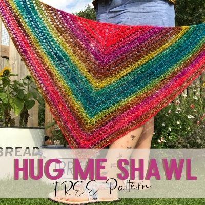 hug me shawl free pattern